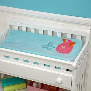 Sea Collection Contoured Changing Pad Cover